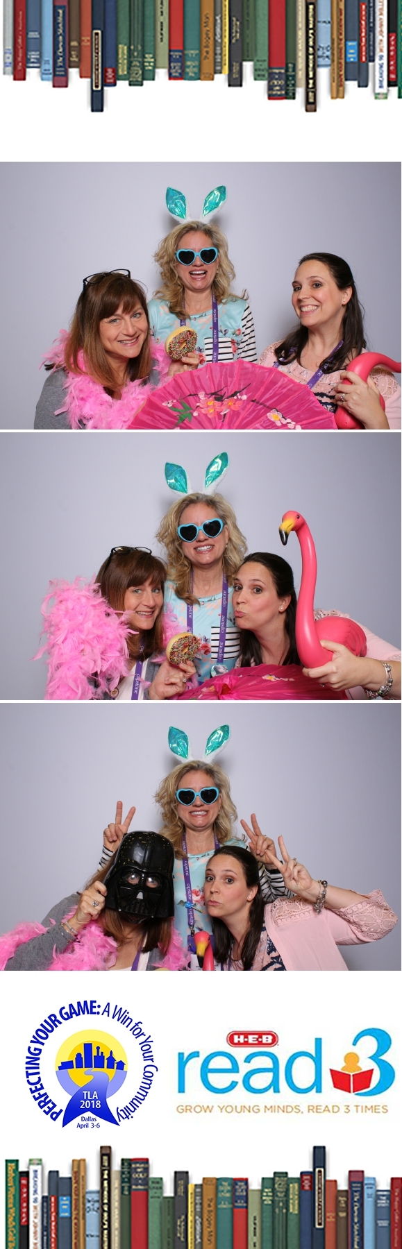 dallas convention center photo booth