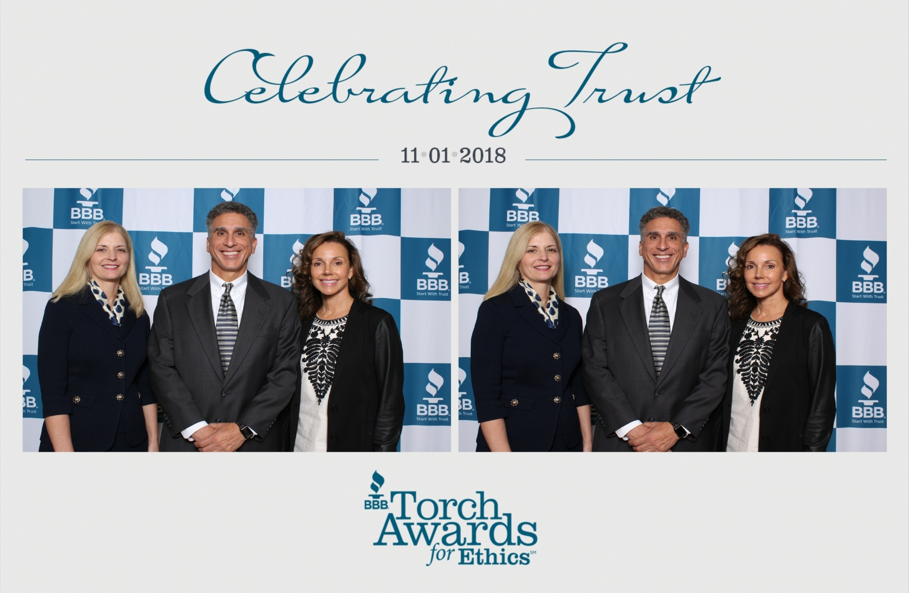 BBB Torch Awards Photo Booth
