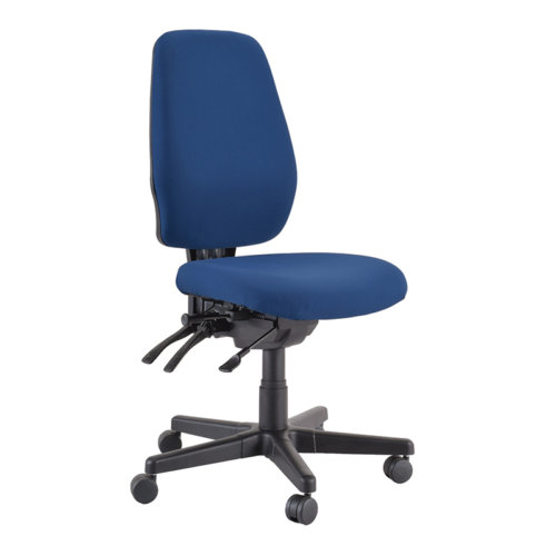 Buro 3 Lever High Back Chair