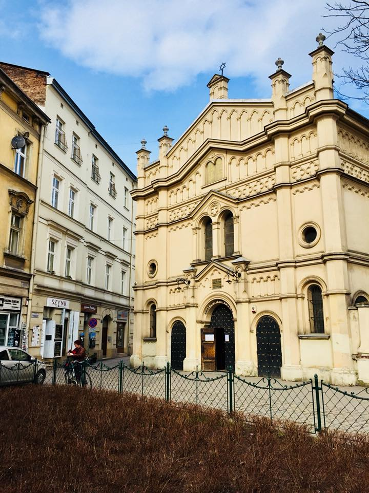 Temple Synagogue in Kazimierz