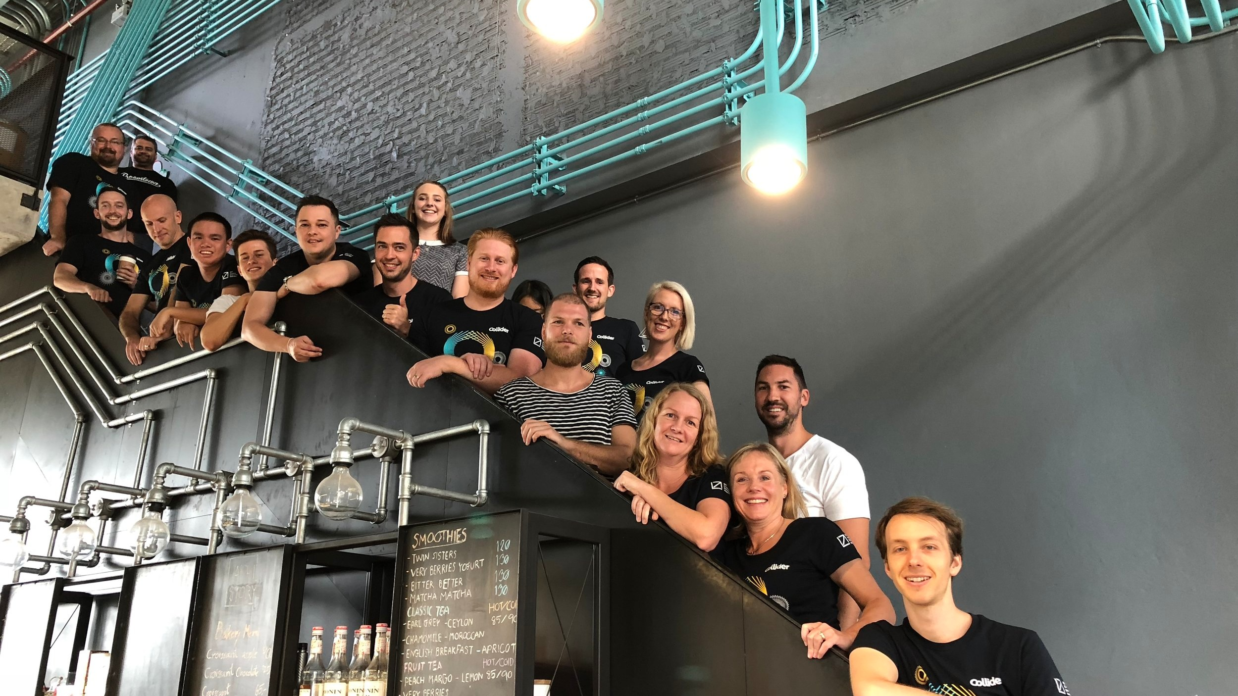 Queensland start-ups get creative   |  12 JULY 2018   QUT Creative Enterprise Australia (CEA) today showed off the 10 start-ups to graduate from its creative tech accelerator, Collider…    Read more