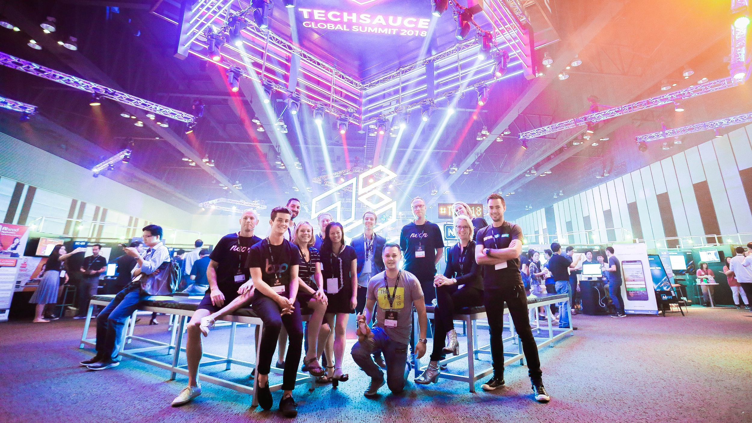 QUT Creative Enterprise Australia startups hone their pitches at Techsauce Global Summit in Thailand   |  25 JUNE 2018   A BRISBANE incubator for creative-tech startups has flown the flag for Australia at South-East Asia's biggest tech conference…    Read more