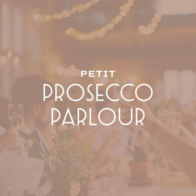Studio Mojo Design Brand Development Work Petit Prosecco Parlour