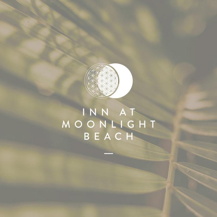 Studio Mojo Design Brand Development Work Inn At Moonlight Beach