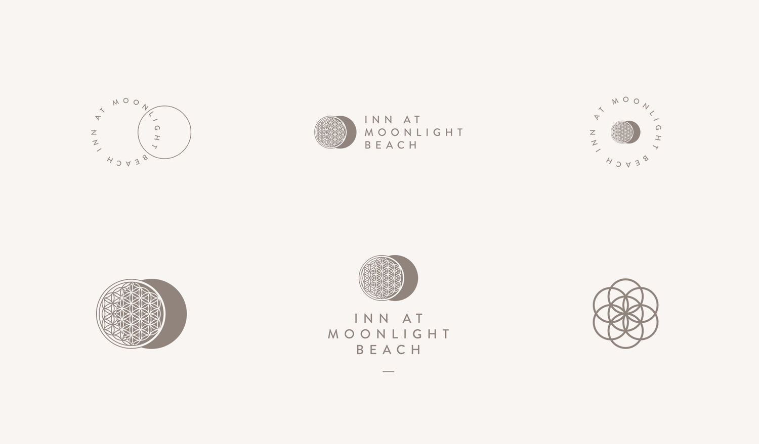 Inn At Moonlight Beach Brand Design 3