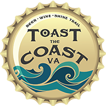 #ToastTheCoastVA  The Vanguard is a featured stop on both the  4 Taps 4 Cities  brewery trail and the  3 Barrels 3 Cities  distillery trail, sponsored by Toast the Coast VA.  Stop by, enjoy some Caiseal Beer & Spirits, and get your Toast the Coast passport stamped to redeem for free Toast the Coast gear.  Visit  ToastTheCoastVA.com  to download your passport and for more information.