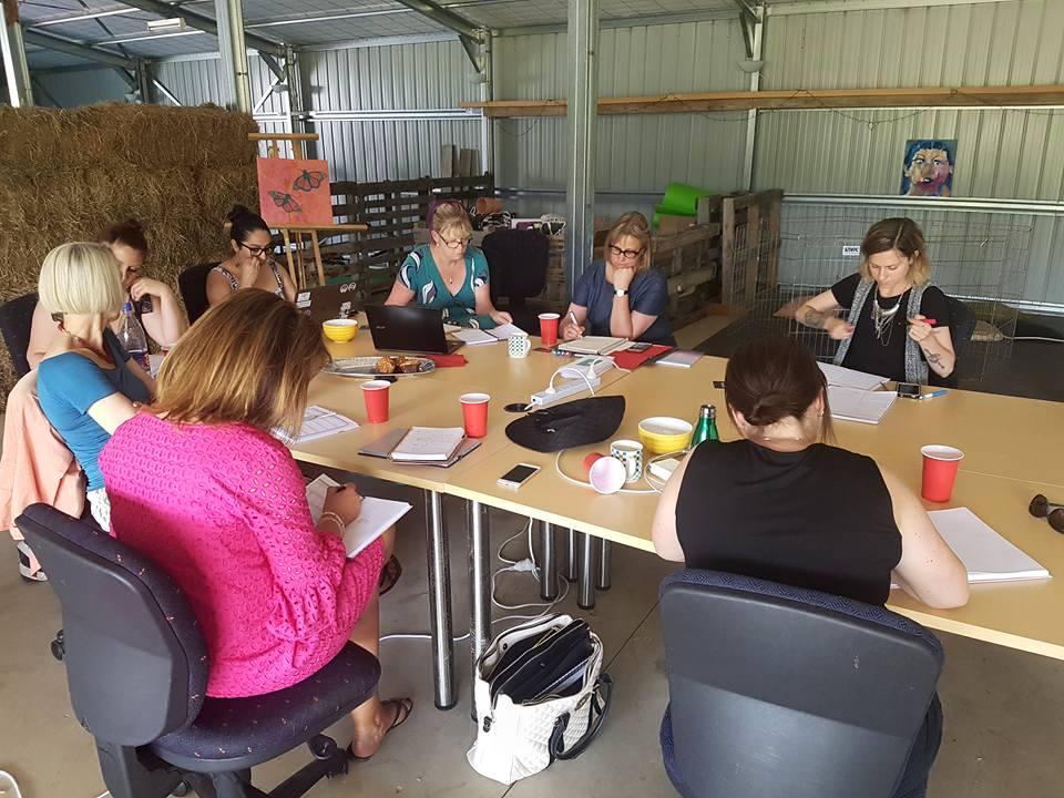 Triple Twist Doing Workshop, December 2018