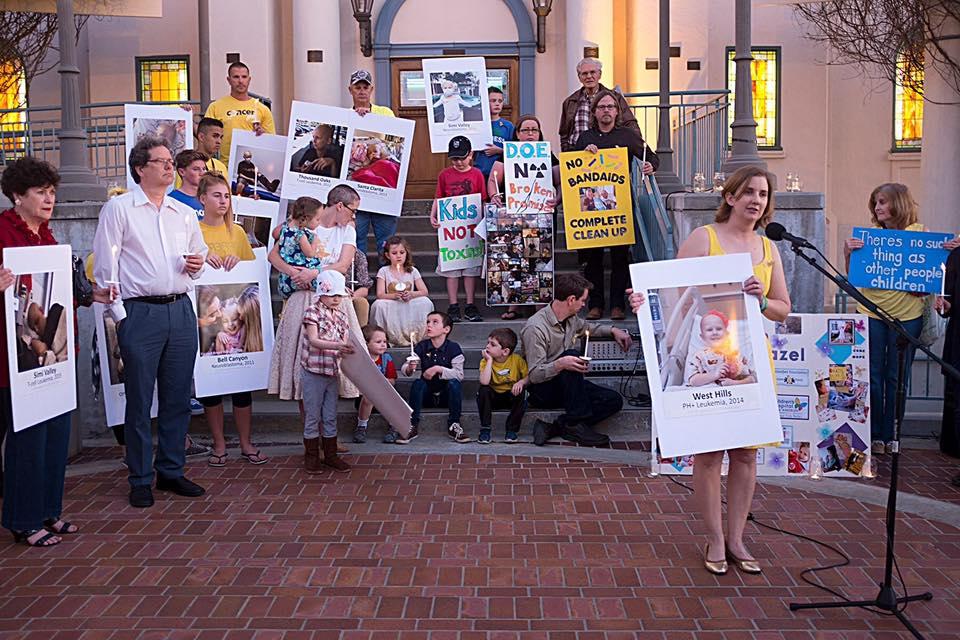 SSFL Prayer Vigil