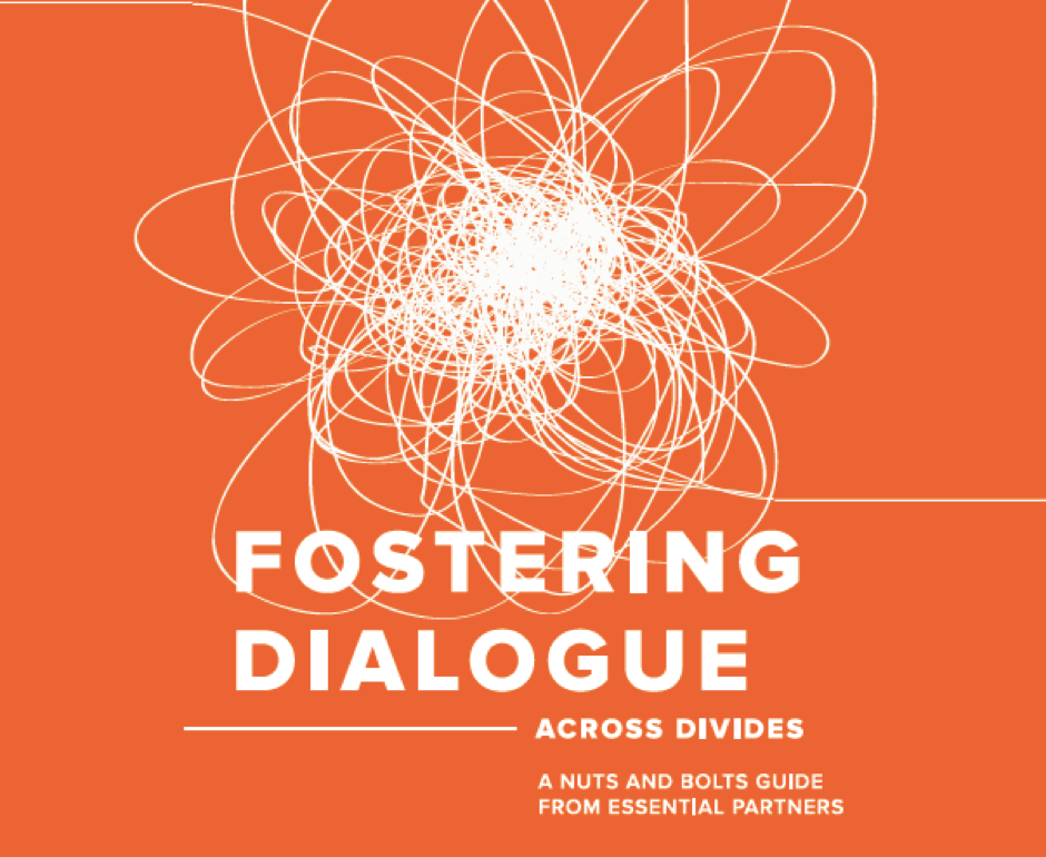 How can we talk & listen across idealogical divides? - Discussions on food, farming, health and the future are personal, emotional and political and we frequently draw on this guide to help us hold, participate in and facilitate open conversations.