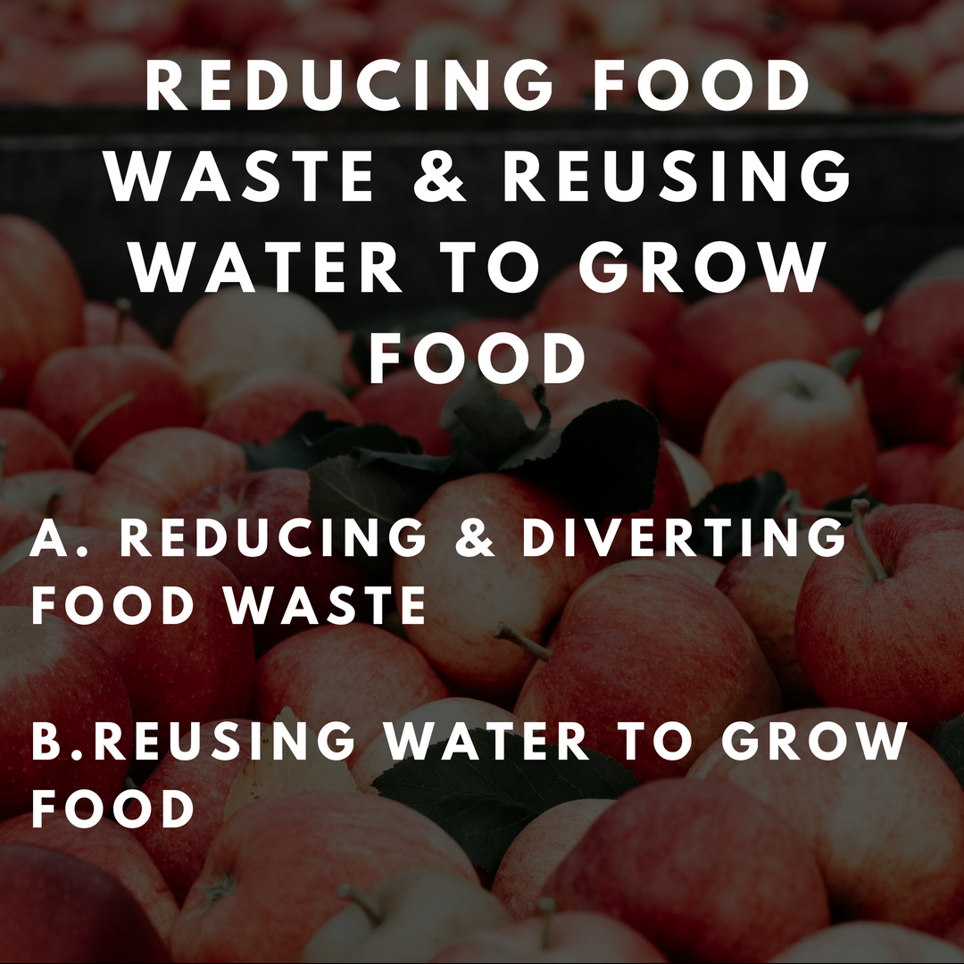 Actions include: - Advocacy & Education: Recycled Water Use and for local producers & community/home food productionDeveloping Community Compost HubsPromoting waste reduction opportunities and education across the community