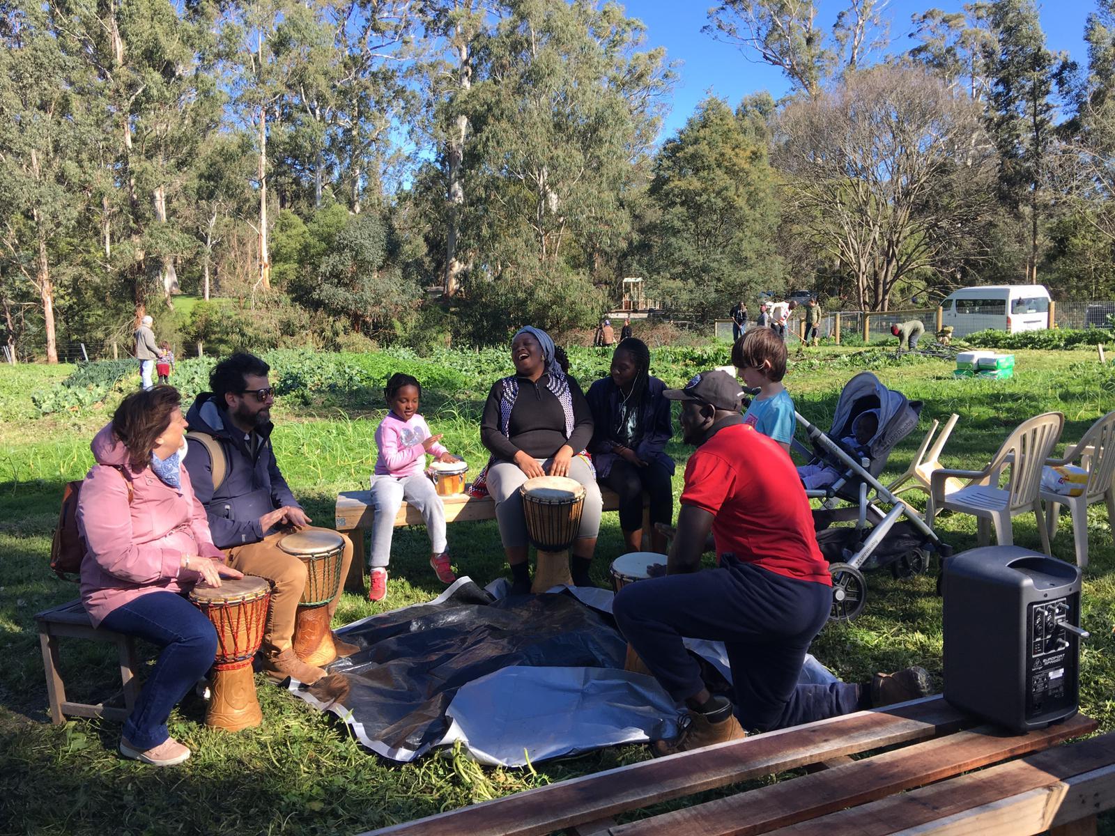 UAF harvest fest drums.jpg