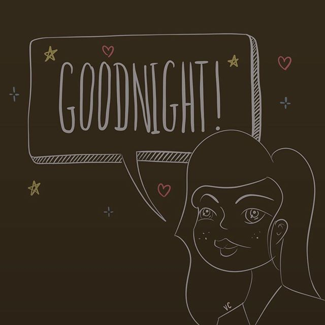 Wishing everyone a goodnight sleep 😌😌😌 Haven't been able to sleep well for the past nights myself.. Sorry for not being active for quite some time.. more works will be posted soon! 🌻