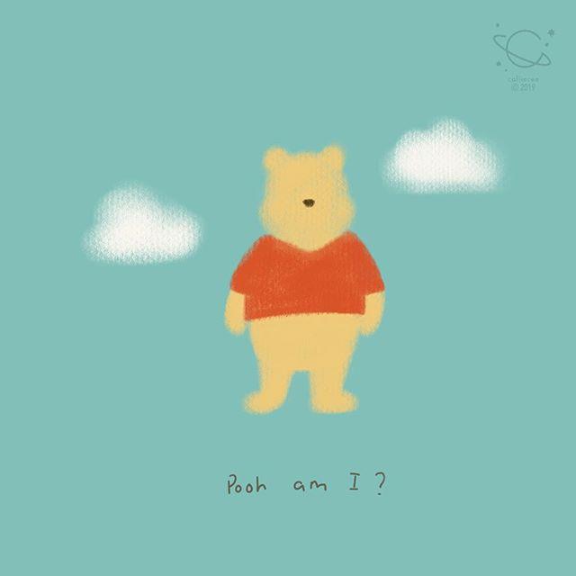 I'm Pooh  Da ba dee Da ba dai~