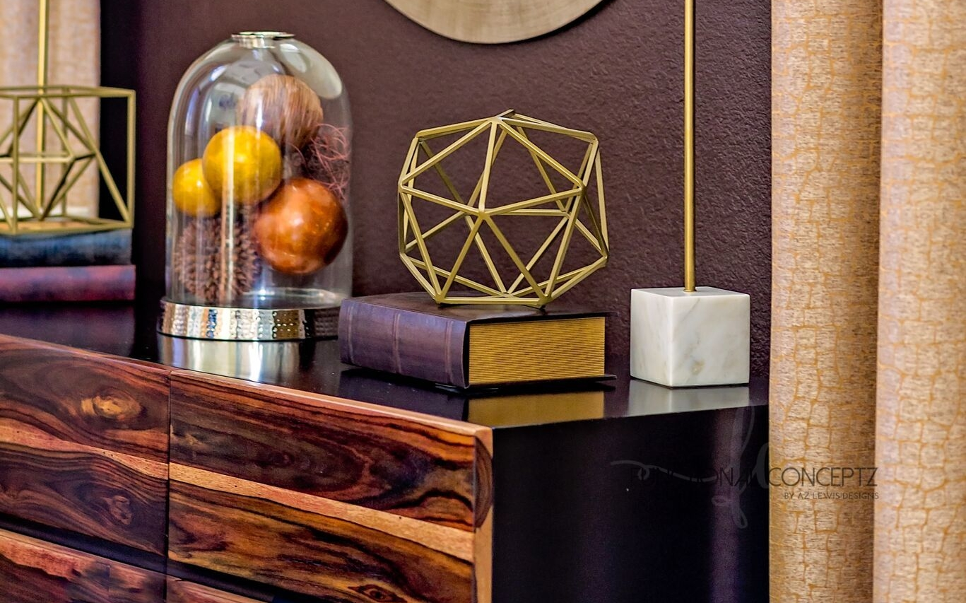 Accents - Every accent, every detail, works together with your decor and furnishings to create your own unique style.
