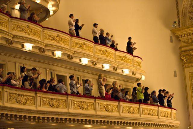 applauds at May Carnegie hall.jpg