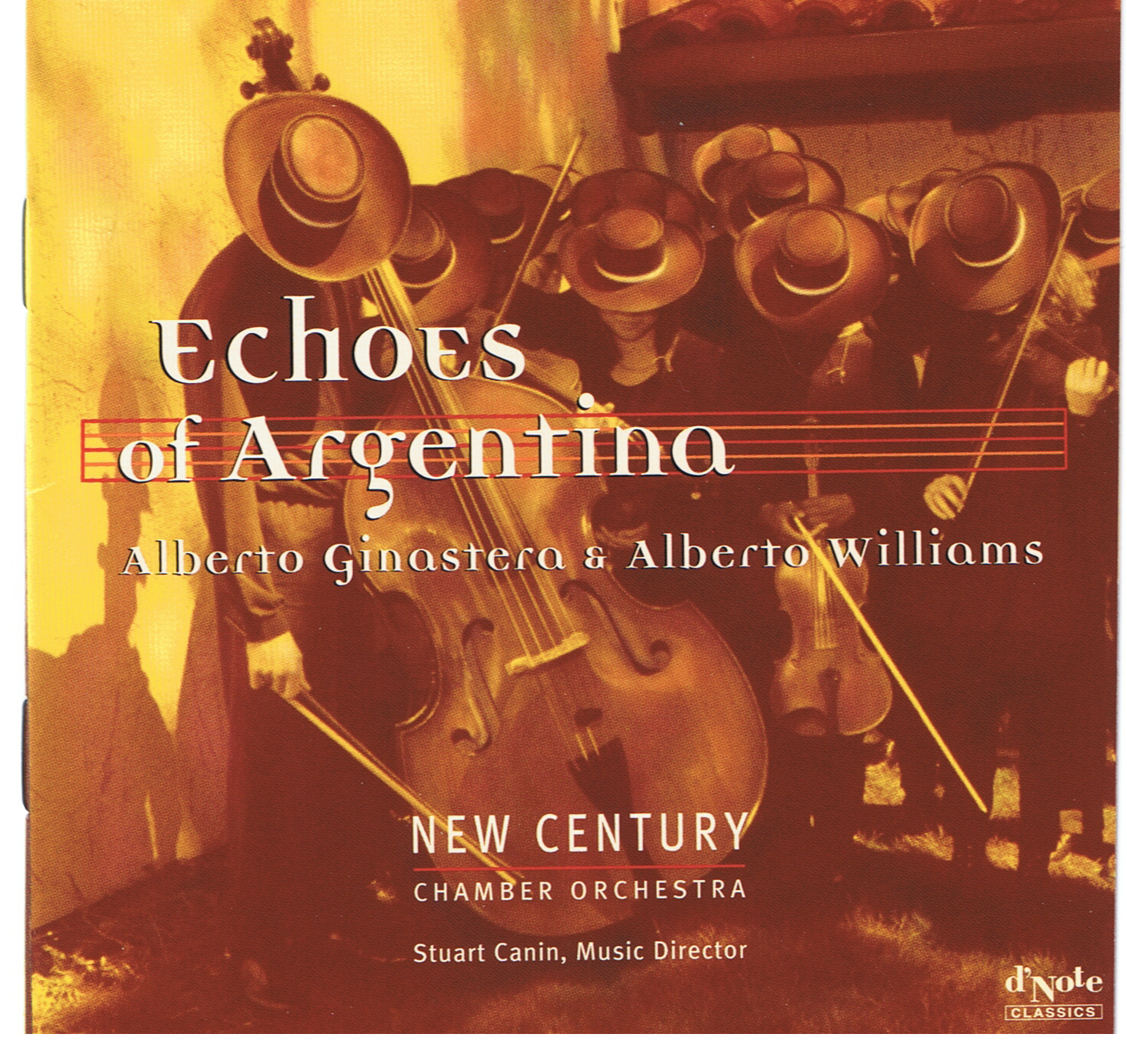 Echoes of Argentina <br><small>D'Note Records</small>