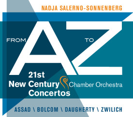 FROM A TO Z: <br>21ST CENTURY CONCERTOS