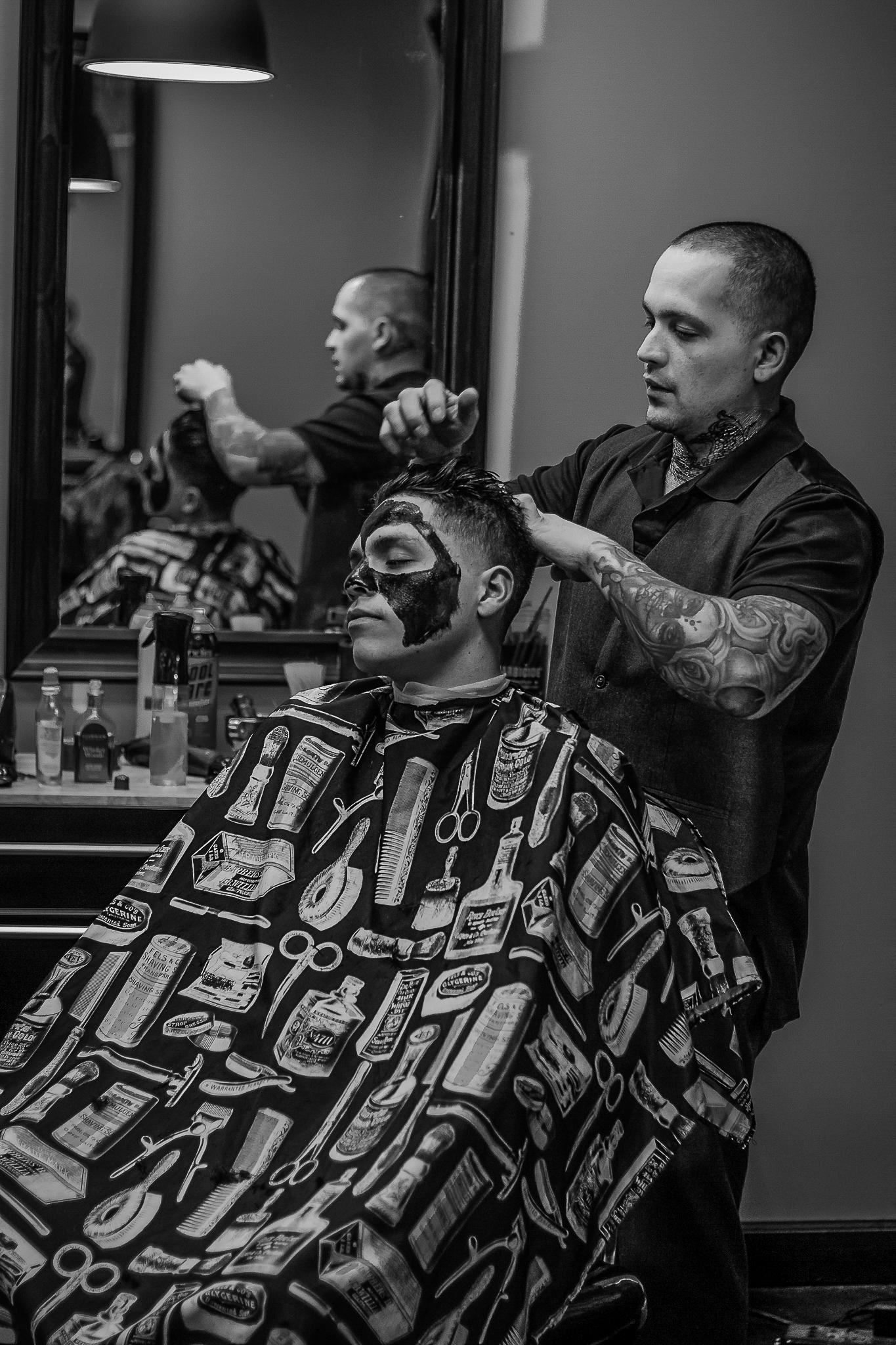 salt lake city barber