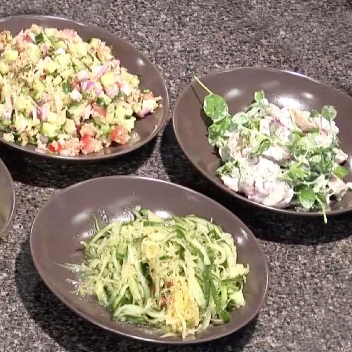 Summer Salads - WCSH's 207July 19, 2017