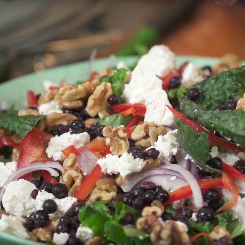 Super Food Salad - Hannaford Entertain Like a ChefJanuary 2019