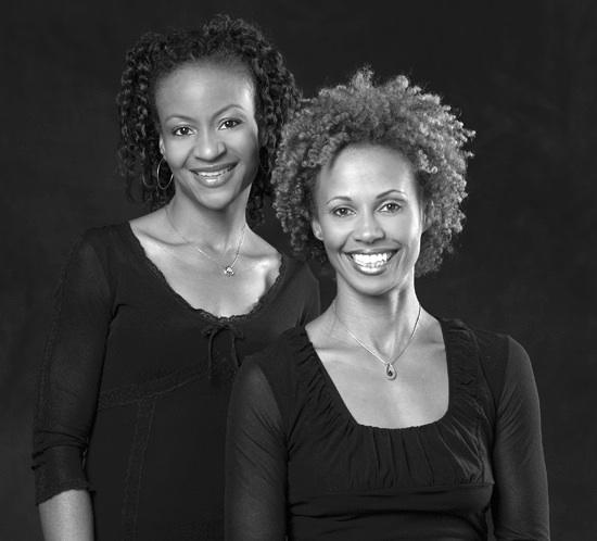 Tonja Ward and Dianna Patton