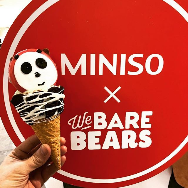 Miniso x Bare Bears🐼🐼🐼 #eventplanner #event #events #partyideas #party #sydneyaustralia #sydneyparty