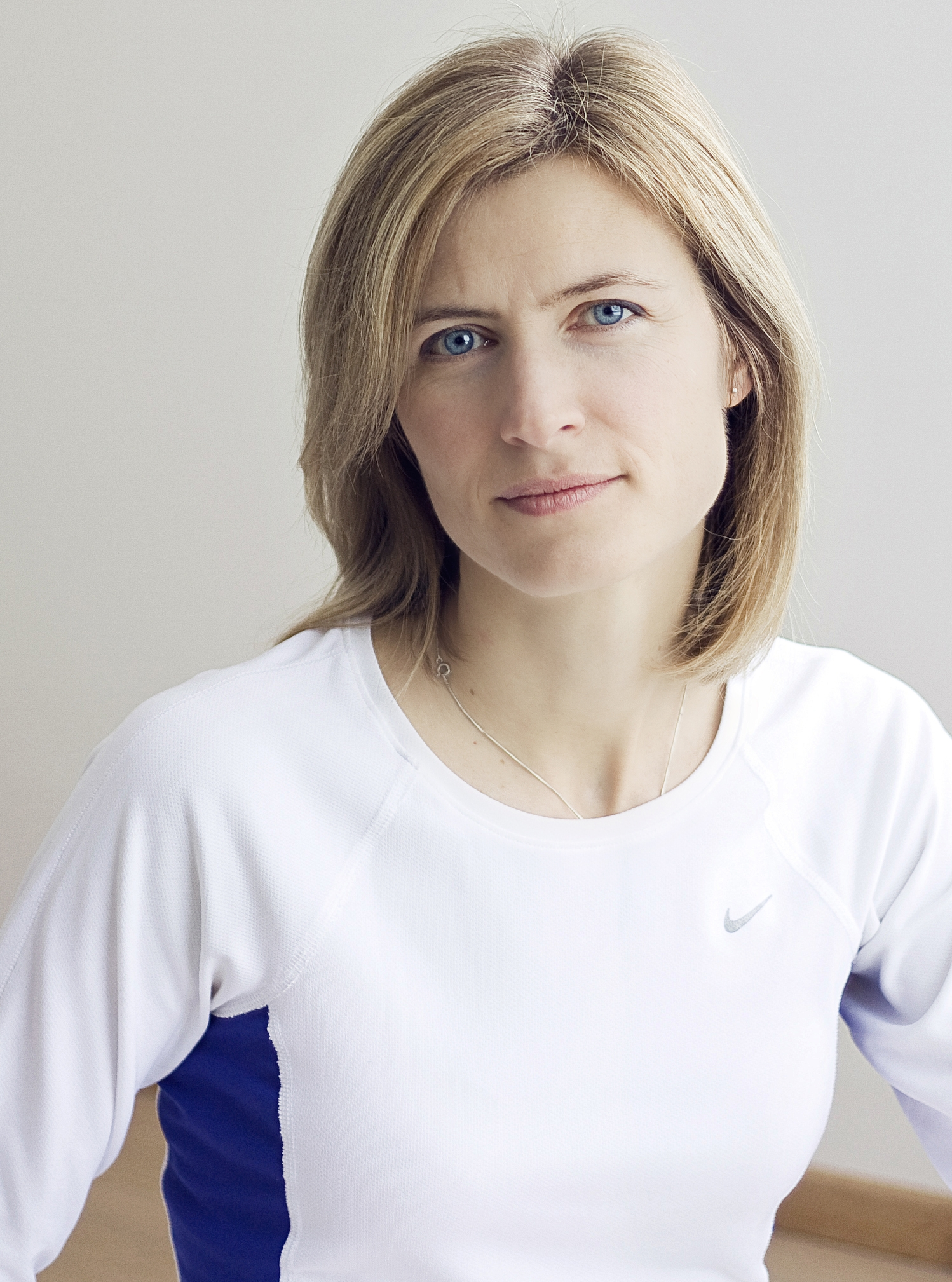 Inga Rubikienė is a yoga teacher and psychologist