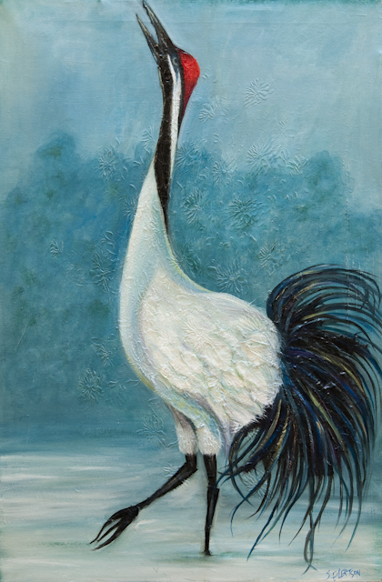 <strong>Snow Crane</strong>