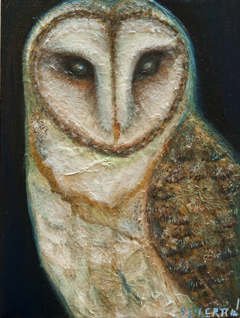 <strong>Barn Owl</strong>