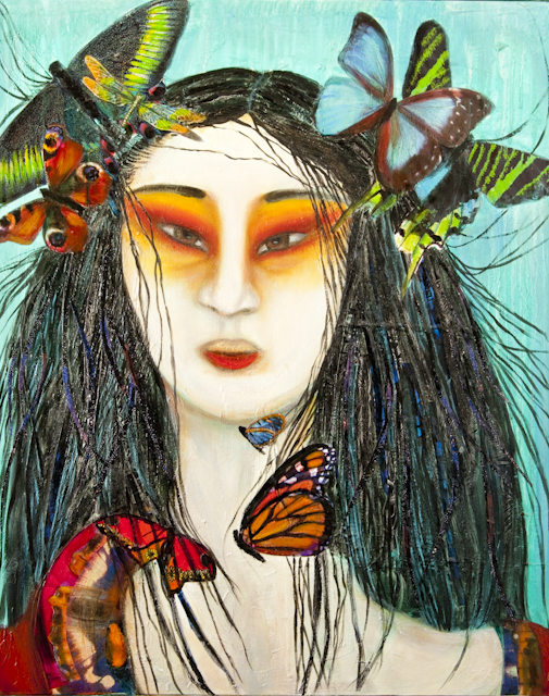 <strong>Butterfly Maiden</strong>