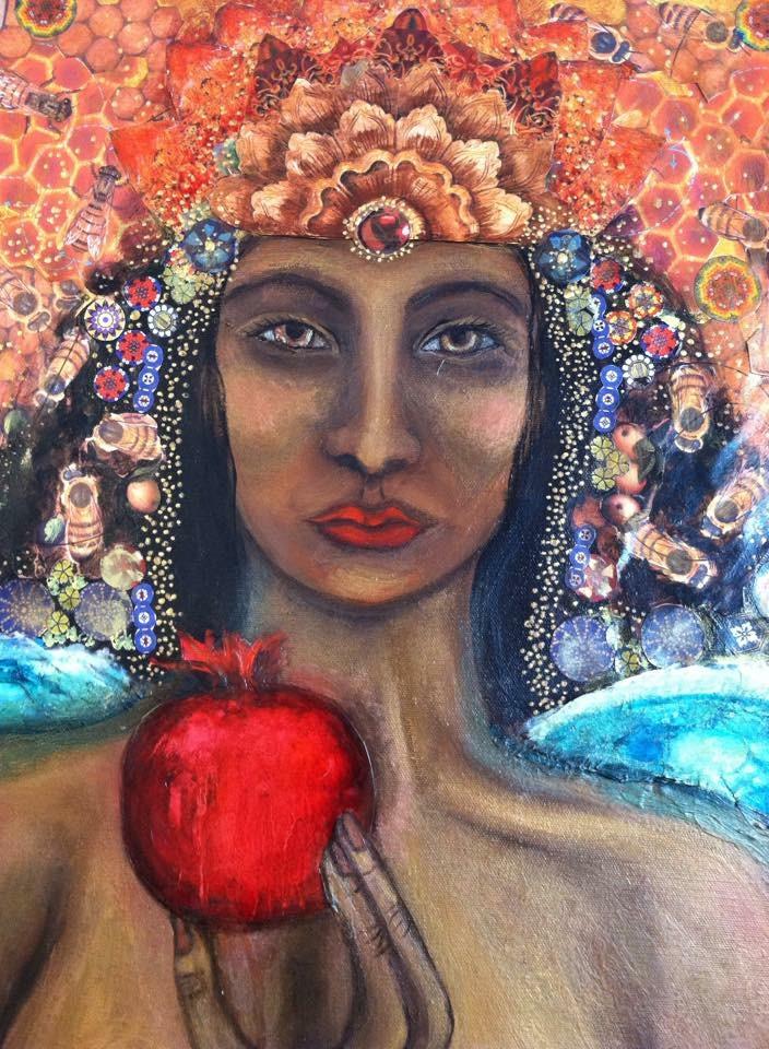 <strong>Armenian Goddess</strong>