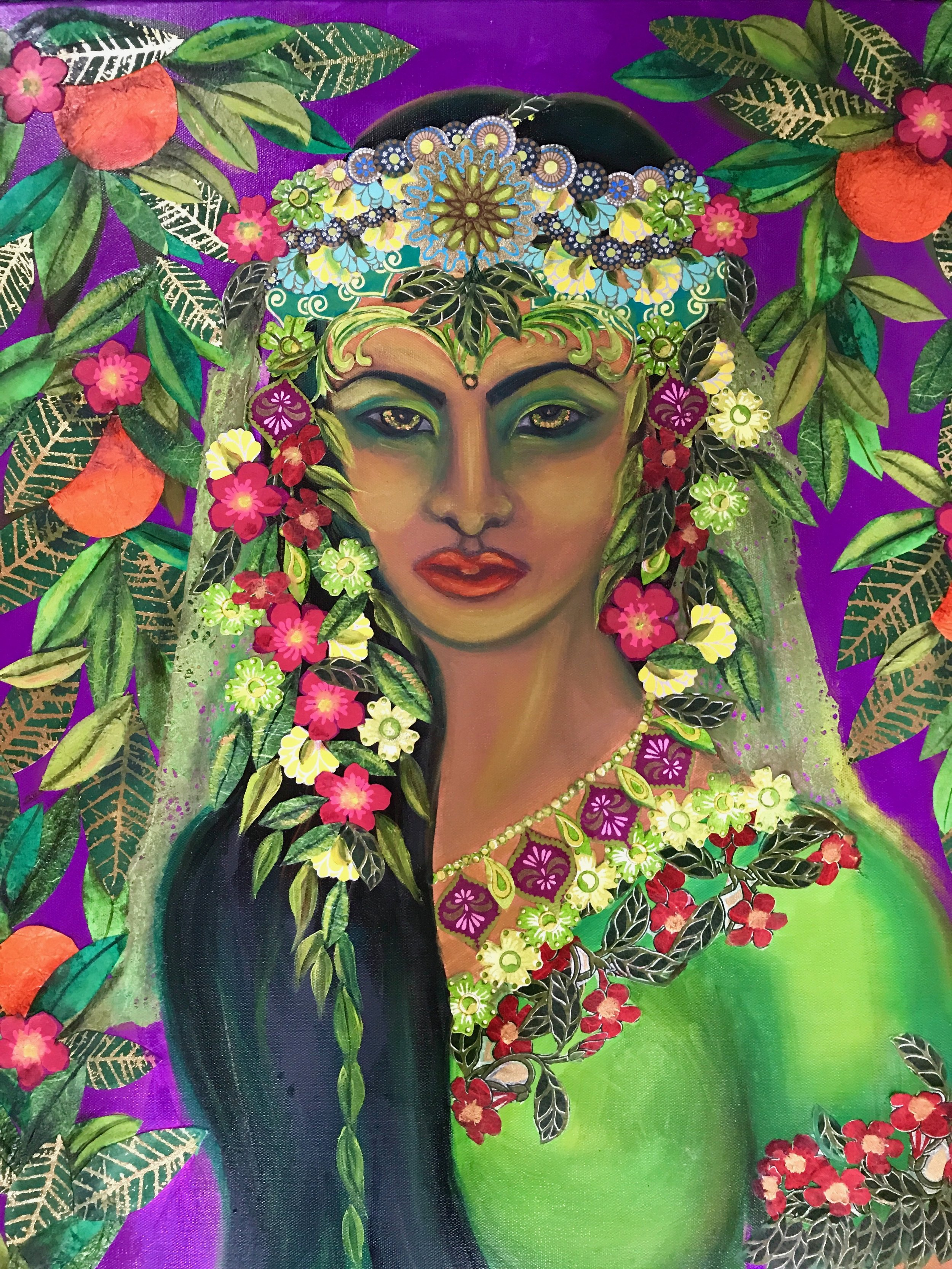 <strong>Goddess of the Tropics</strong>