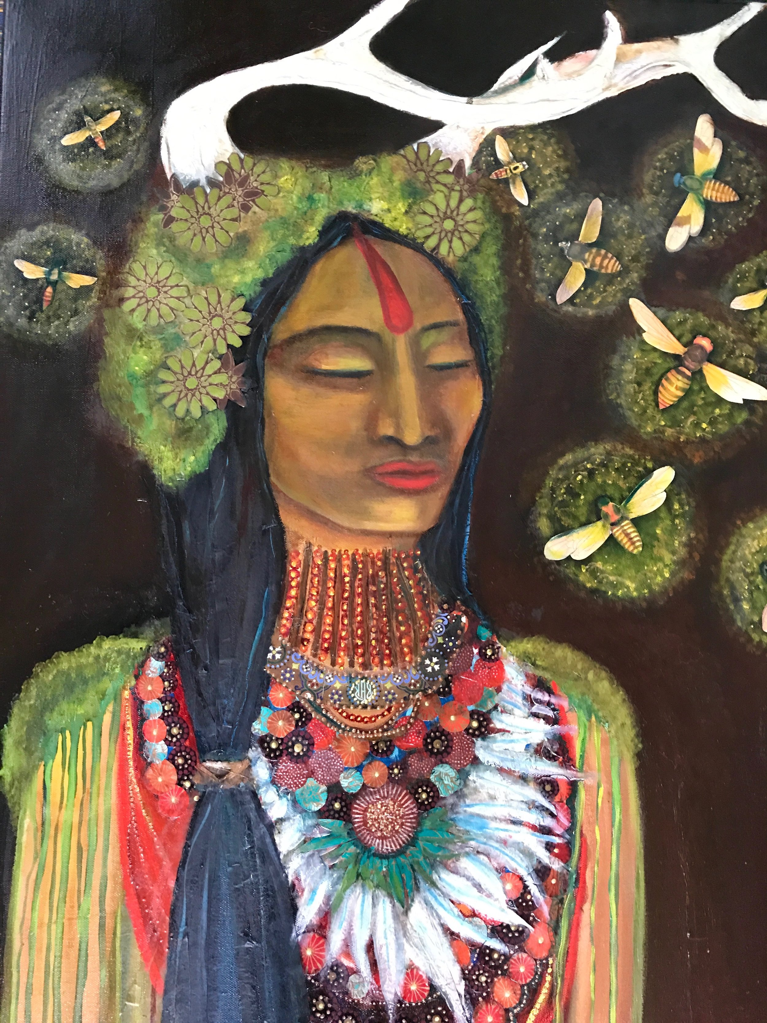 <strong>Woodland Goddess</strong>