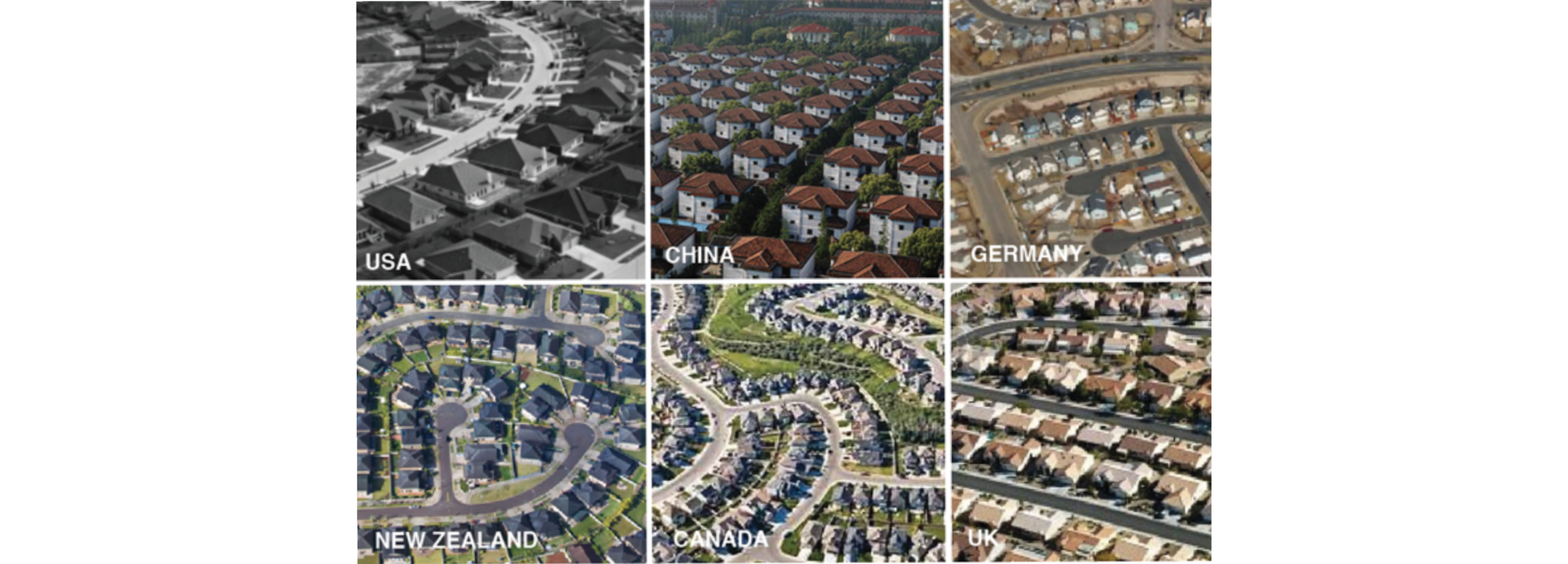 All over the world rapid urban development has resulted in neighbourhoods that look physically similar, but the social life remains varied.
