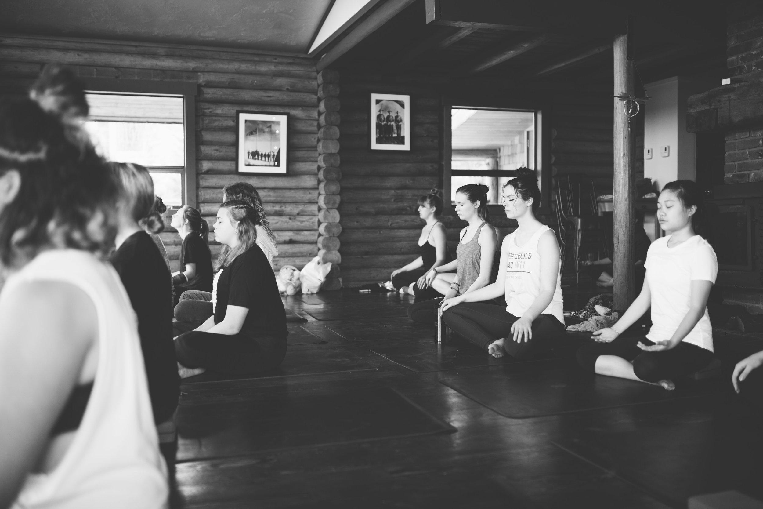 girlvana yoga retreat