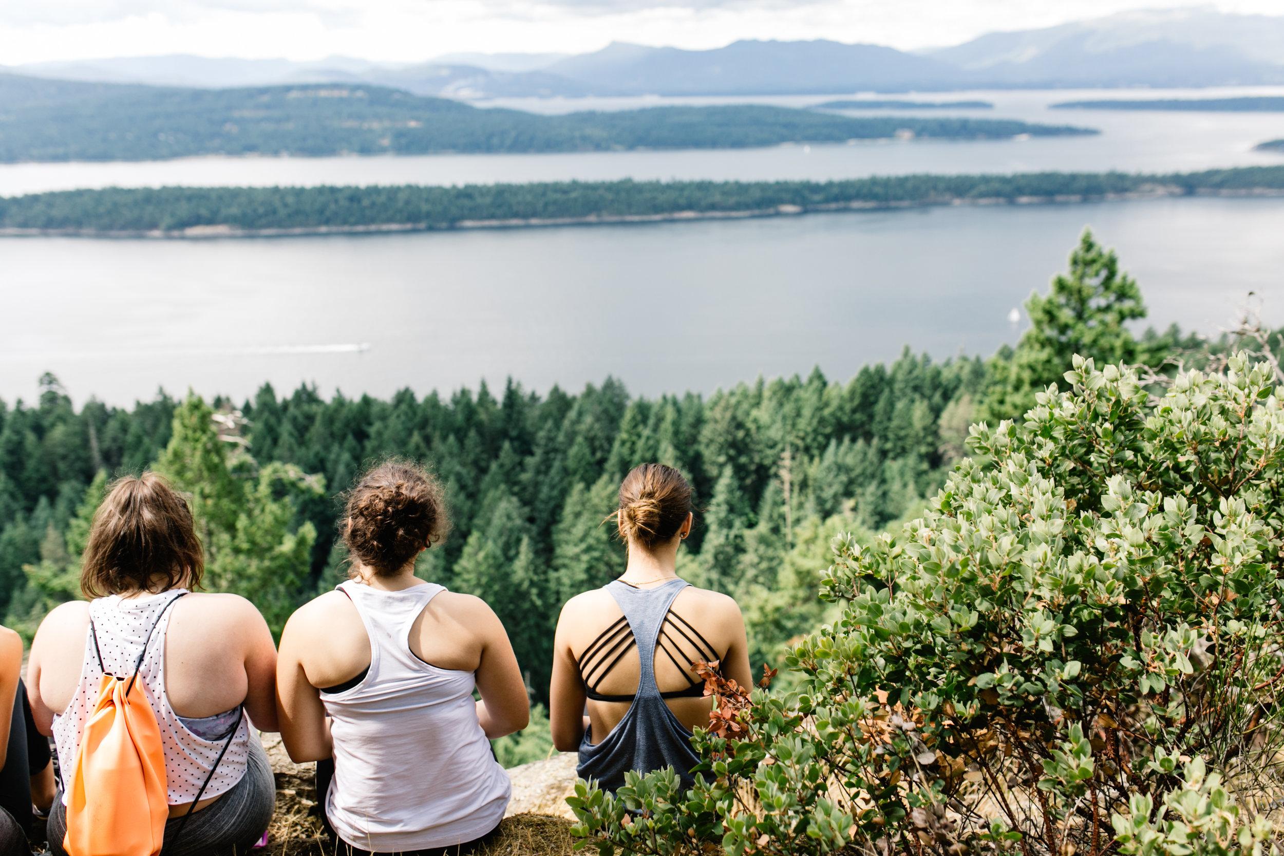 girlvana summer retreat