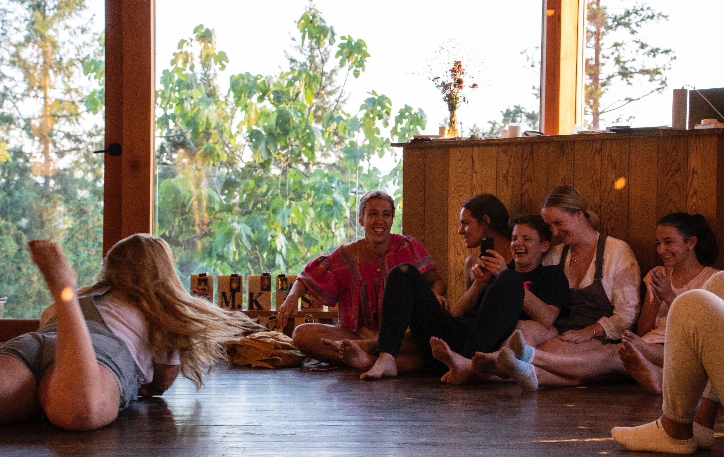 girlvana yoga and meditation for teen girls