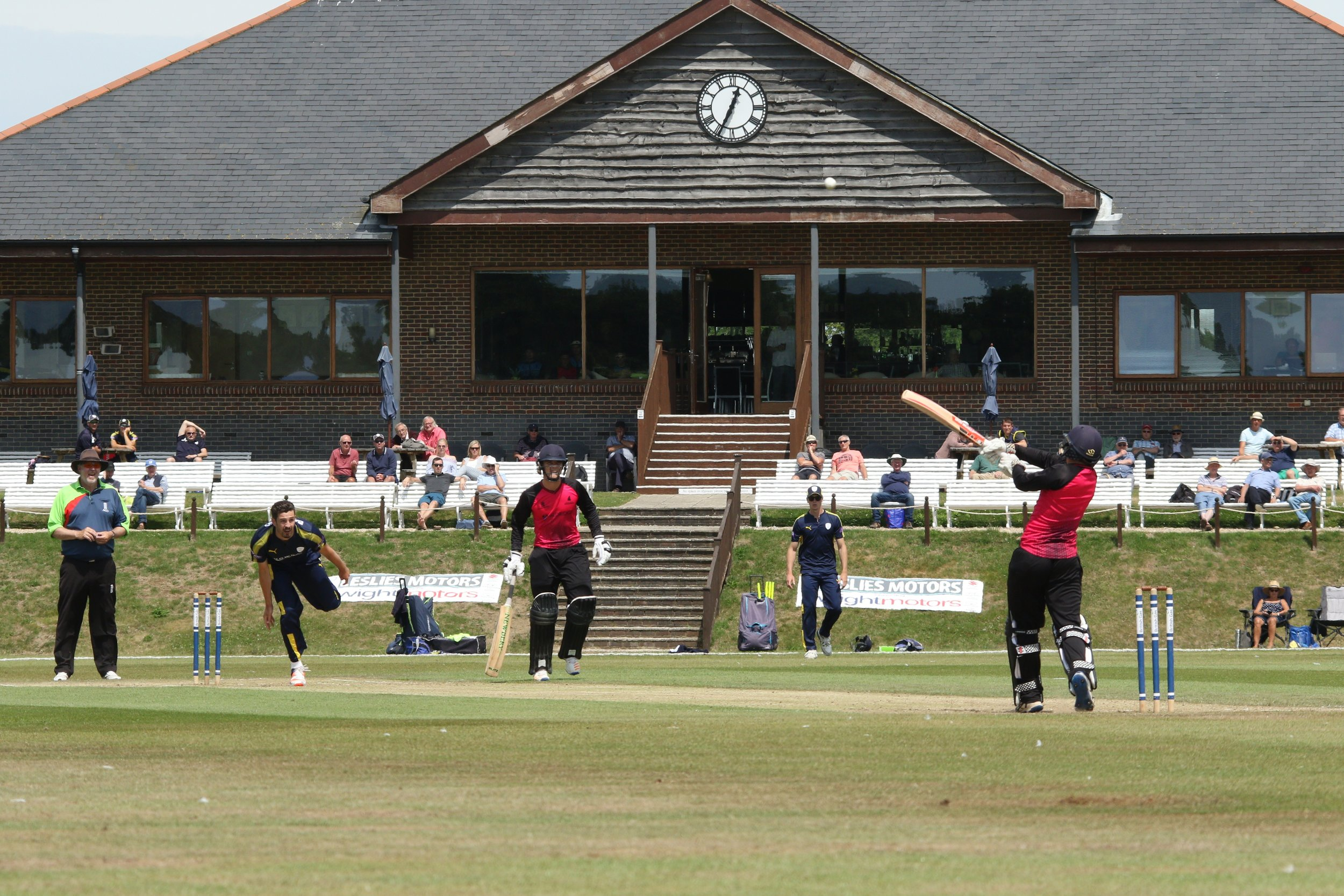 Hampshire v Notts - Mon 20 May - Thu 23 May11:00 - 18:00Purchase your ticket hereShould you wish to stay on the Isle of Wight for the four day match, The Seaview Hotel is offering a car-ferry inclusive package. To view the deal visit http://seaviewhotel.co.uk/events.aspx