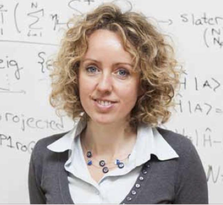 Prof. Paola Gori-Giorgi   Chair Professor at Vrije Universiteit Amsterdam