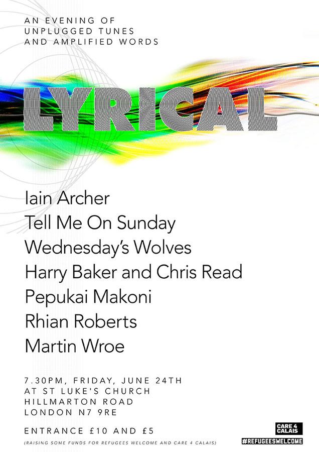 Lyrical Poetry & Music