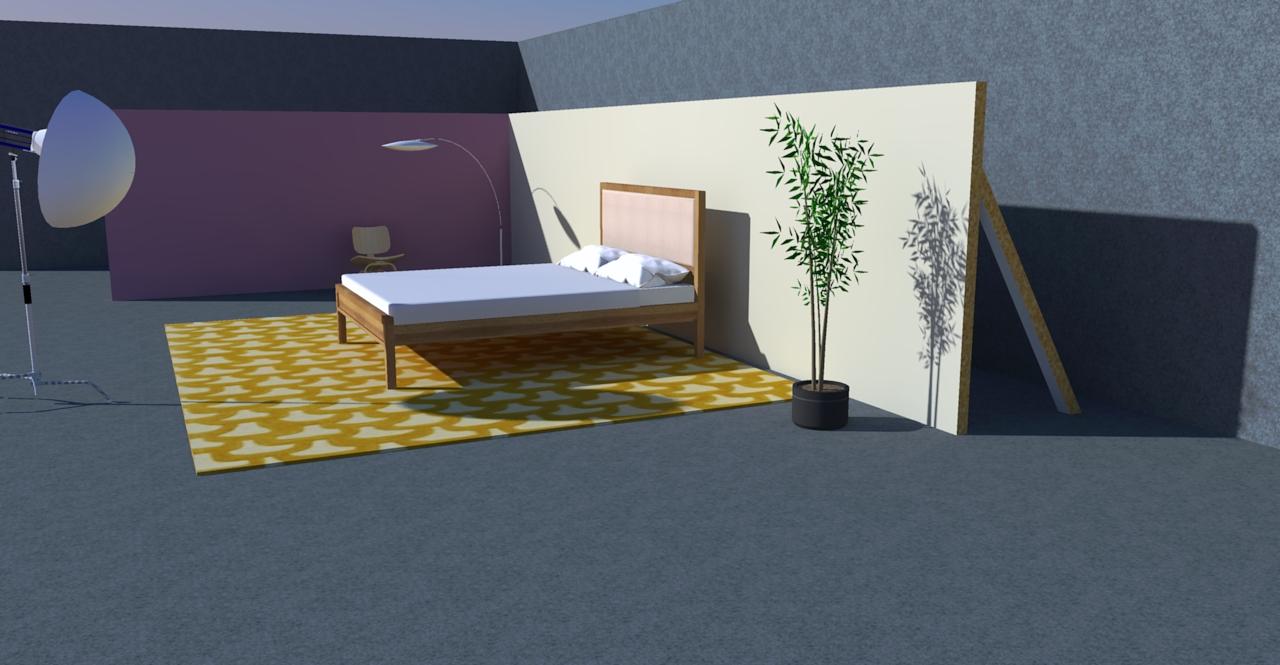Final rendering