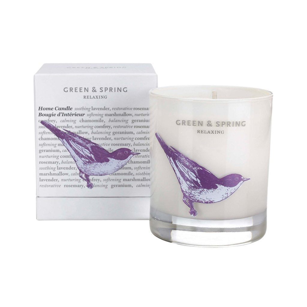 RELAXING HOME CANDLE