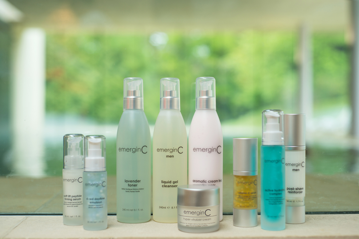 emerginC - emerginC is a full line of remarkably effective and result-oriented products, containing a wide variety of pure, potent botanicals and fruit acids, as well as cutting edge medical and cosmeceutical-grade ingredients from all over the world.Shop emerginC Range