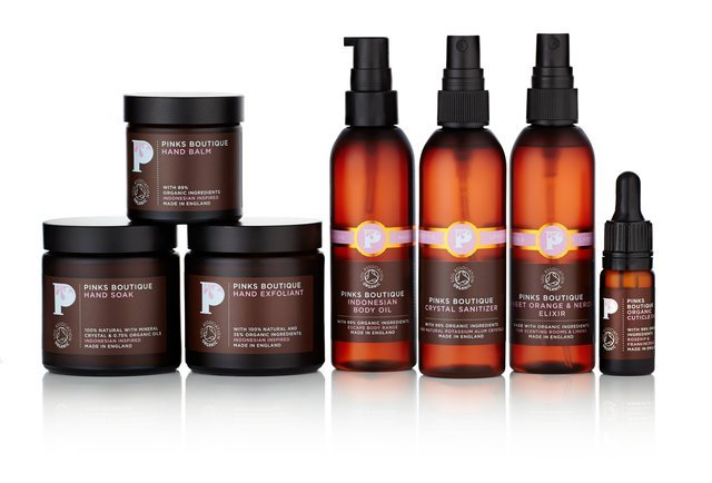 Pinks Boutique - Pinks Boutique products are spa grade skincare products which contain 100% active ingredients; everything in them serves a purpose rather than being added to change the fragrance or make the labeling more impressive.Shop Pinks Boutique