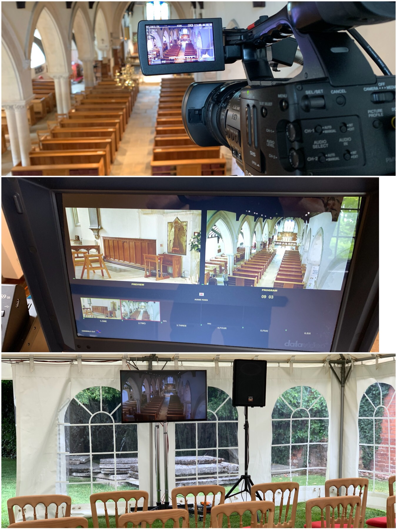 funeral videographer