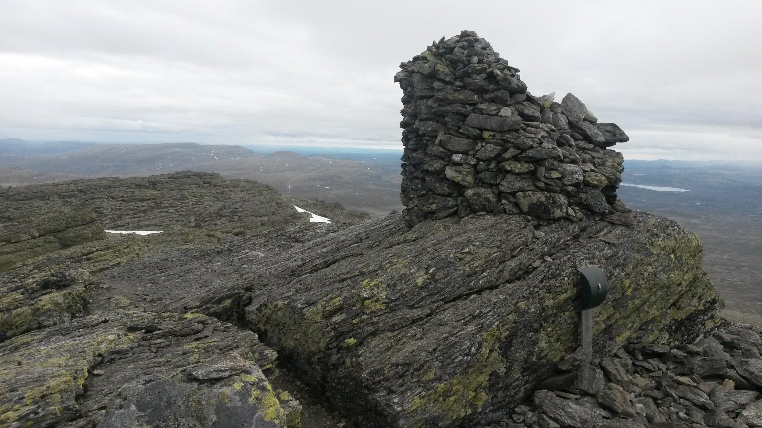 Skaget 1685 moh