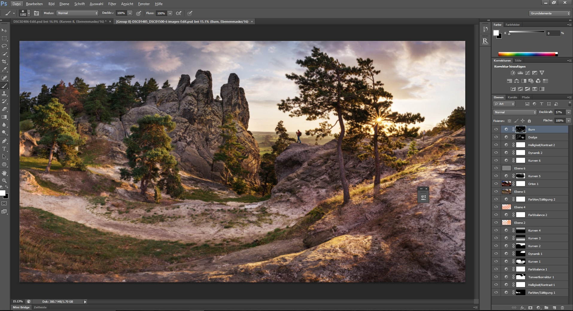Rule number 8: Use a photo editing software! -