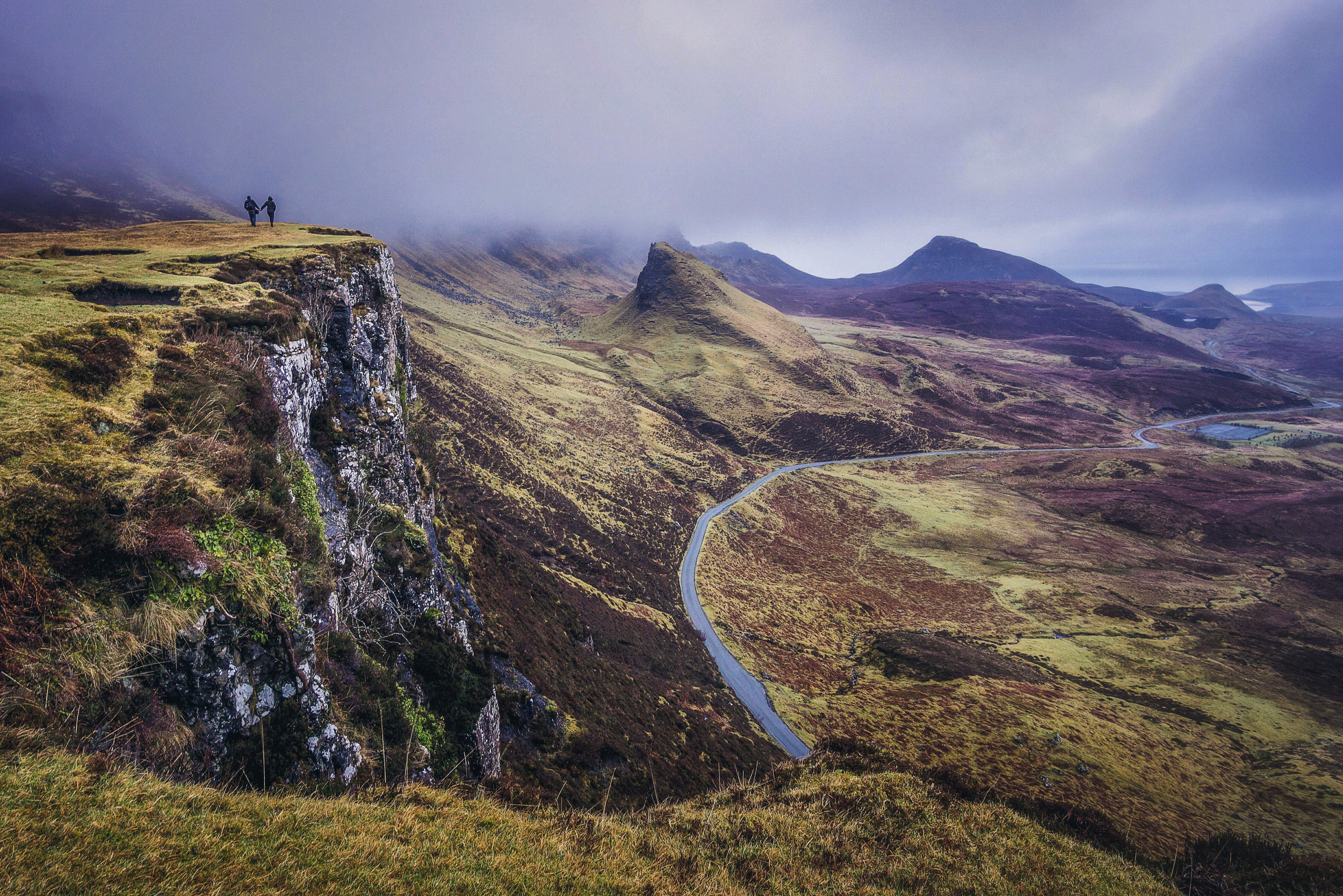 The Quiraing Couple