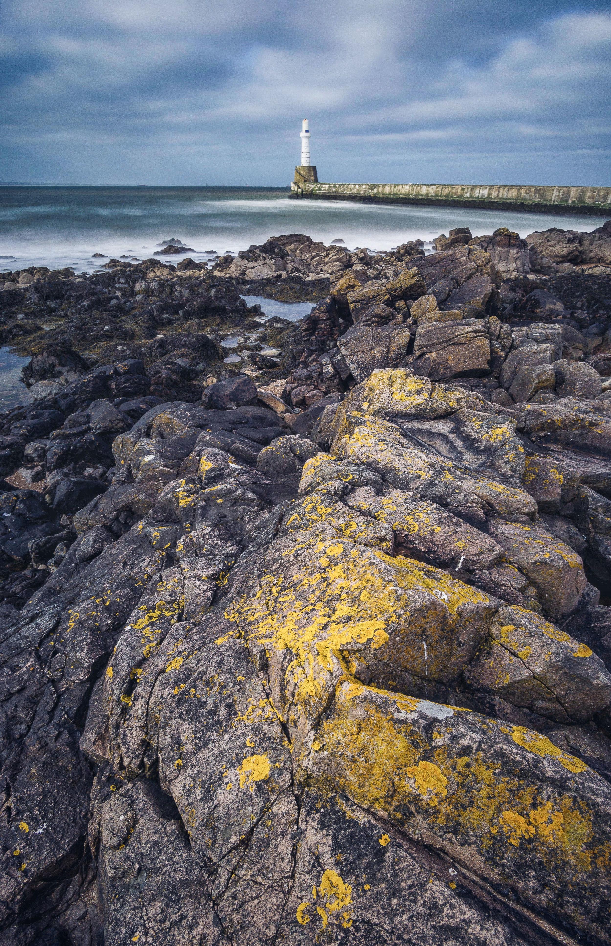 South Breakwater in Aberdeen #2
