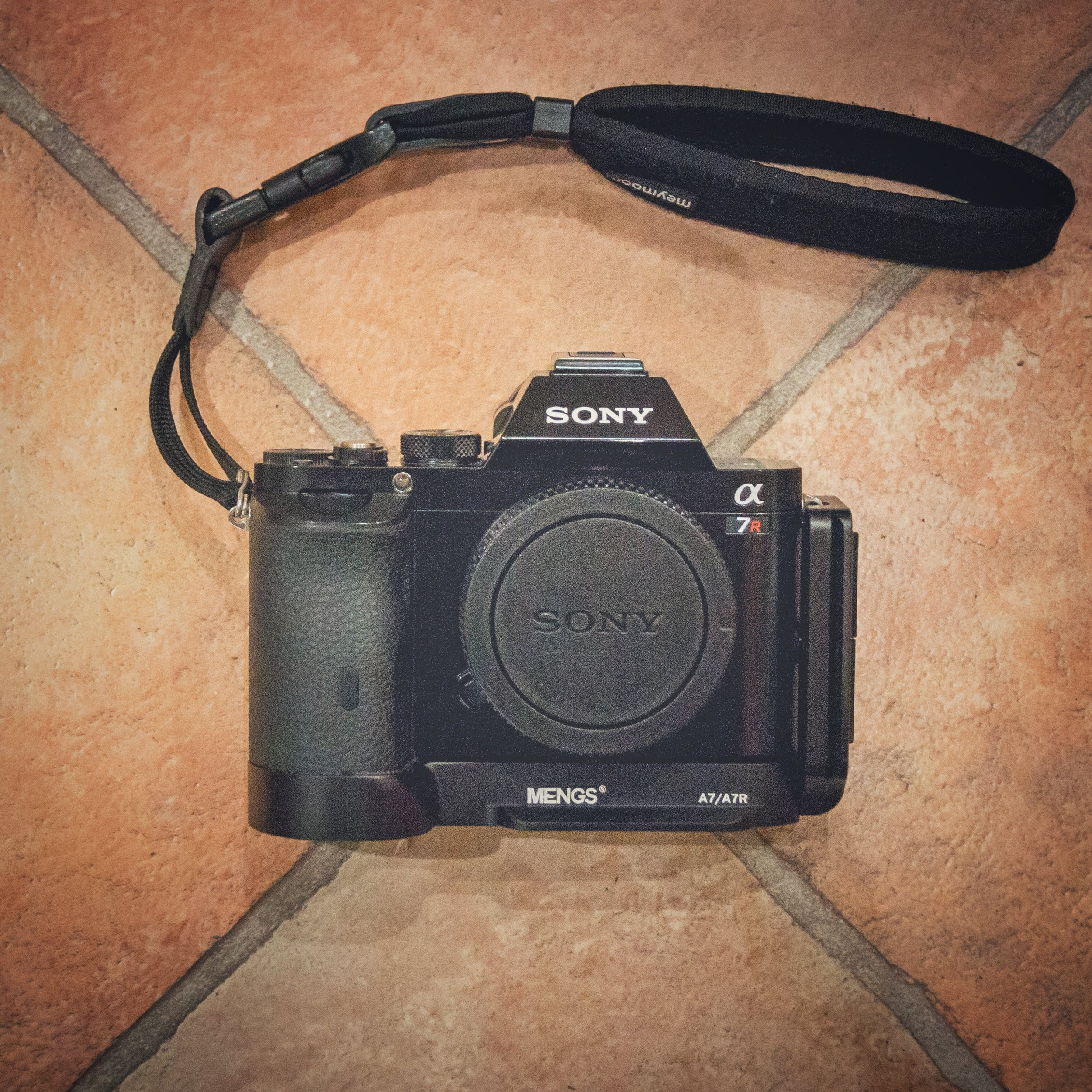 #2 - The Camera - I am shooting with a Sony A7R.